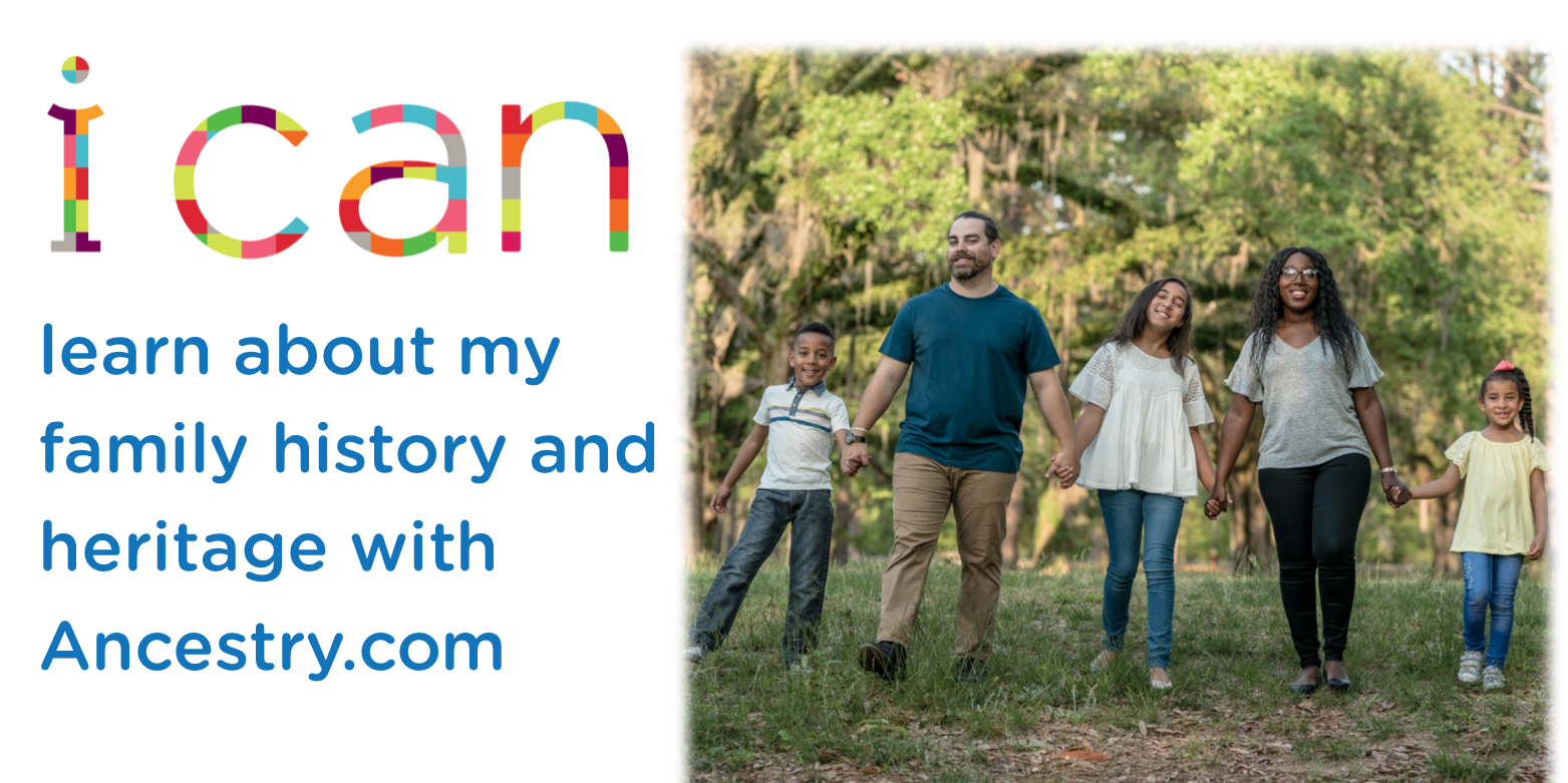 Learn about your family history with Ancestry.com.