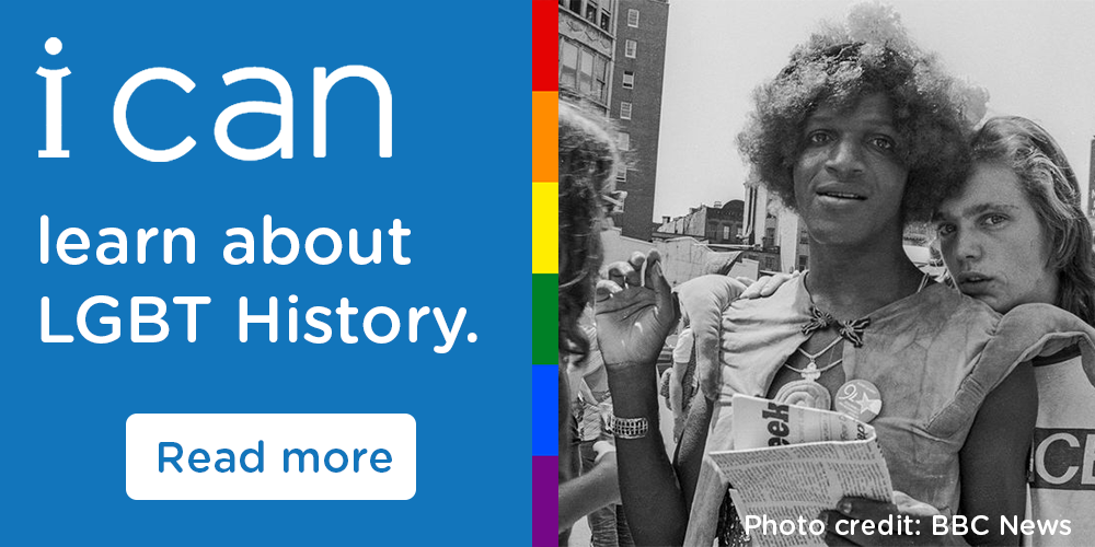 Learn about LGBT+ history.
