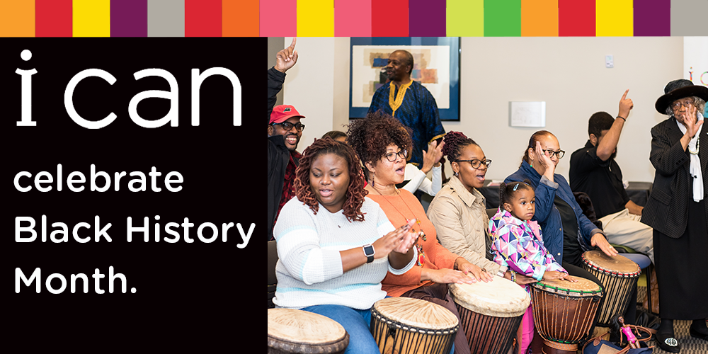 Celebrate Black History Month with Charlotte Mecklenburg Library.