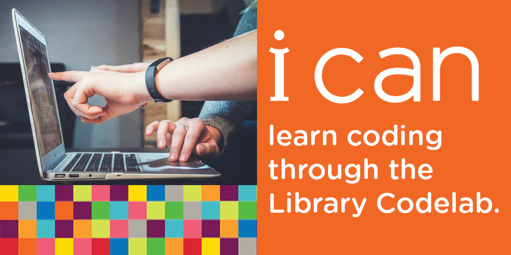 Learn to code with Library Codelab.