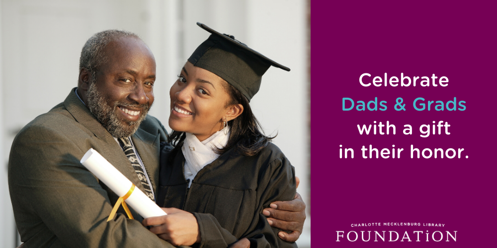 Celebrate dads and grads with a gift in their honor.