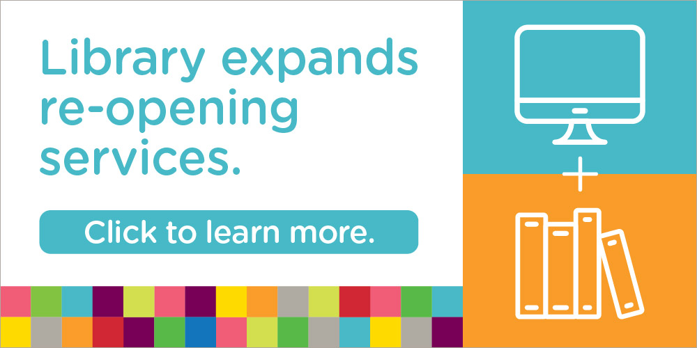 Charlotte Mecklenburg Library will return to Level 2 services on March 1, 2021.