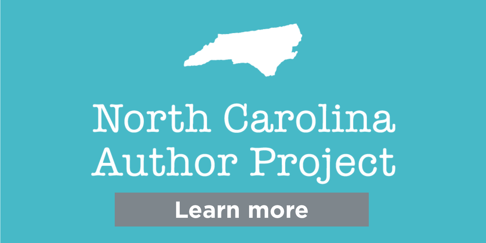 Submit your book to the NC Author project