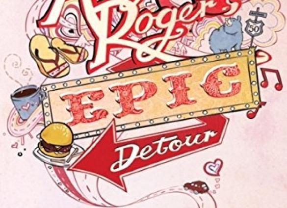 Amy & Roger's Epic Detour cover