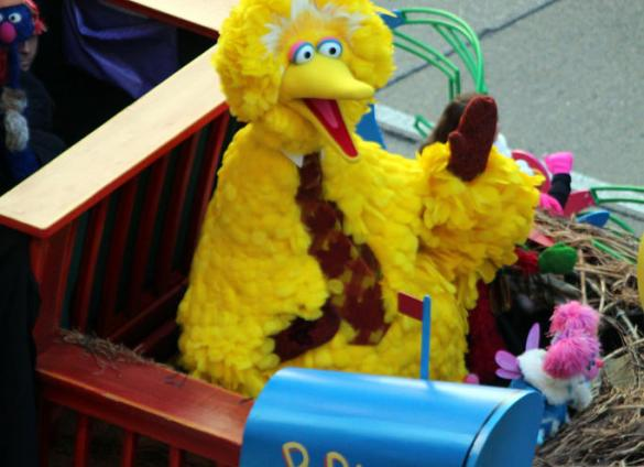 Sesame Street Day is Nov. 10.