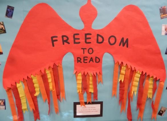 Charlotte Mecklenburg Library celebrates Freedom to Read Week