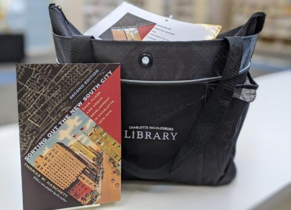 Charlotte Mecklenburg Library has new book club kits