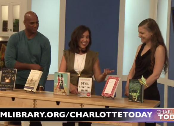 Charlotte Today: 5 Great books to add to your reading list