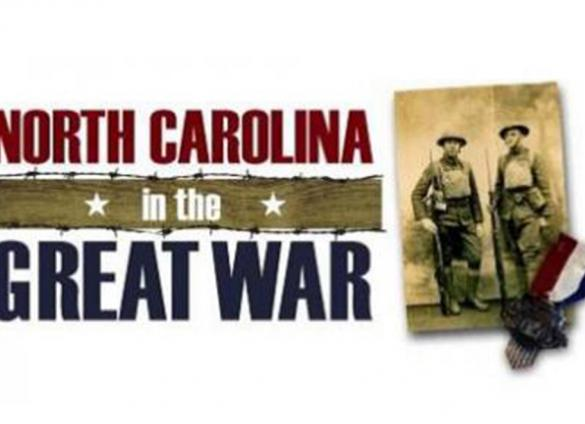 North Carolina in the Great War