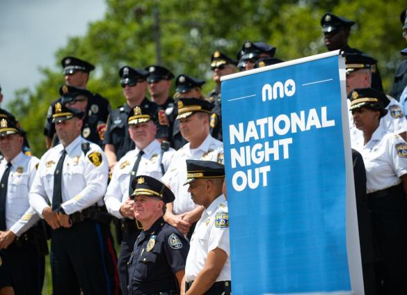 August 6, 2019 is National Night Out.  Learn how you can get involved with the Charlotte Mecklenburg Library.