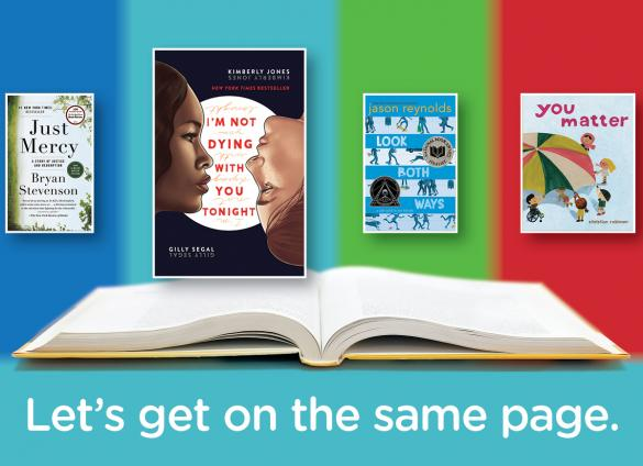 Get a free copy of the Community Read titles beginning February 15