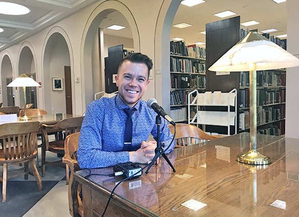 Create your own podcast (for free!) with your library card