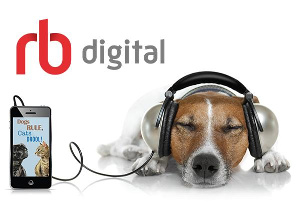 Read your way with RBdigital