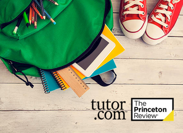Stay stress free and tutor on!