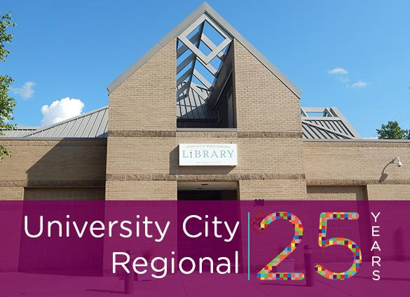 University City Regional Library celebrates 25 years
