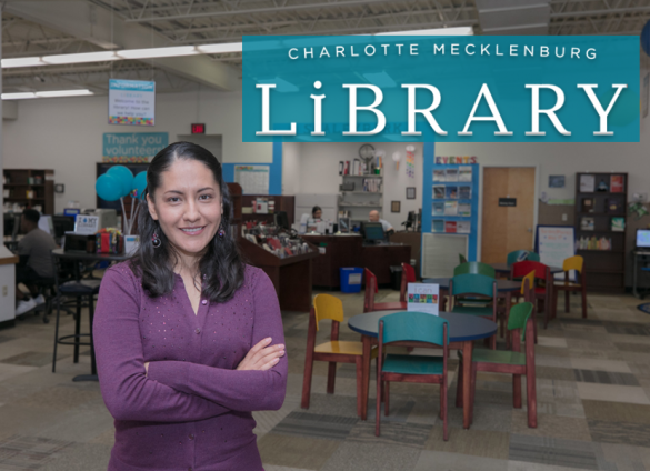 Love your Library? It's time to let your voice be heard.