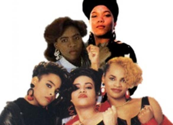 Legendary Ladies of Hip Hop