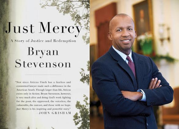 """Engage in discussions around """"Just Mercy"""" this March for Community Read."""