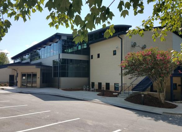 North County Regional Library Re-opens; Charlotte Mecklenburg Library