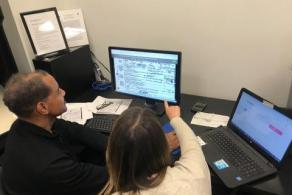Ancestry.com's Library Edition helps a Charlotte Mecklenburg Library customer to uncover keys to his past.
