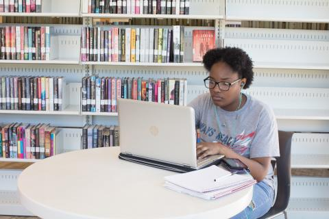 Stay connected while staying home with virtual programming from the Library.