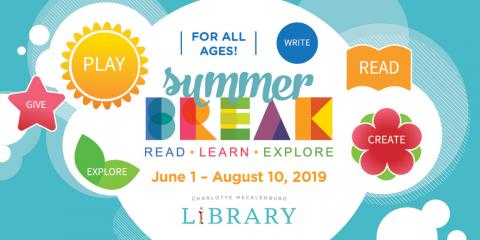 Keep learning fun with Summer Break: Read, Learn, Explore