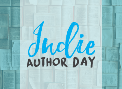 Celebrate Indie Author Day with Charlotte Mecklenburg Library Saturday, October 12, 2019