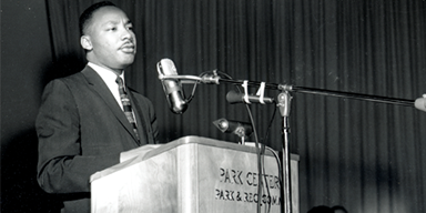 All Charlotte Mecklenburg Library locations will be closed on January 20, 2020 in observance of MLK Jr. Day. The Robinson-Spangler Carolina Room team explores his life in this blog.