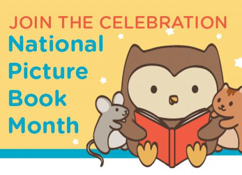 Join the celebration and party with a picture book