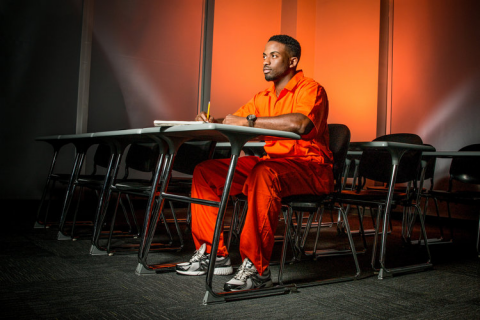 Sherrill Roland uses his experience of being wrongfully incarcerated is upending prejudices and creating a safe space for his community.
