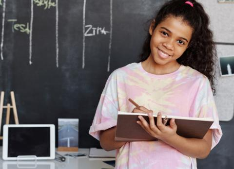 The Library's partnership with NC Student Connect provides free Wi-Fi access to students to close the digital divide.