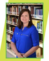 Caitlin Moen, Collections & Access Leader